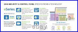 2GIG GC3E-345 GC3e Series Security & Home Automation Control Panel