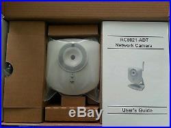 2 New Sensormatic RC8021W-adt Indoor Wireless IP Security Camera