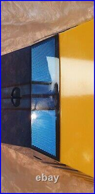 2 x ADT Alarm Box Dummy Decoy Solar & Battery Powered Latest Model Twin LED's
