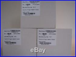 3 SENSORMATIC RC8025BADT WIFI INDOOR IP CAMERA ADT PULSE RC8025B-ADT