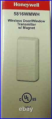 40 Honeywell 5816WMWH Wireless Door/Window Contacts