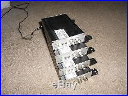 4(four) X NV412A-ADT Network Video Server ALL TESTED