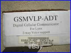 5 Honeywell GSMVLP-ADT LYNX Digital Cellular Monitoring Communicator