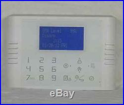A18 101 Zones Wireless Quad 4-Bands GSM PSTN Home Security Alarm Burglar System