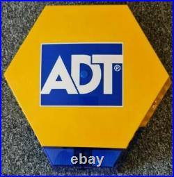 ADT Alarm Decoy Box Dummy Solar & Battery Powered Latest Model Twin LED