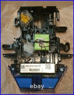 ADT Alarm Dummy Box Solar & Battery Powered Latest Model Twin LED's