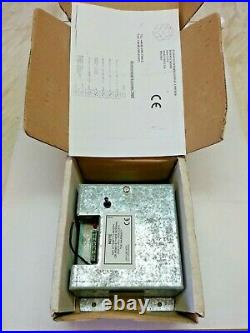 ADT Bell Box Live External Sounder Module With Strobe Flasher MSB 7422