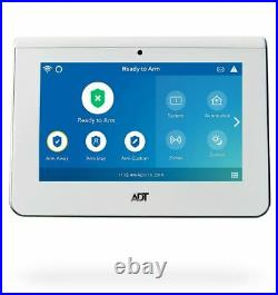 ADT Command 7 All-In-One Smart Home Touchscreen Security Panel ADT7AIO-1