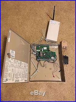 ADT Control Panel with Cellular Backup