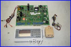 ADT Focus Cadet Rev 3.05 SACADET Alarm Security Panel with Keypad & Transformer