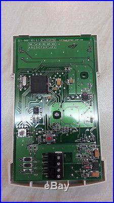ADT GALAXY MK7 Alarm Keypad NON Prox Proximity ref5