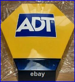 ADT Grade 3 LED Live Alarm Siren Sounder Bell Box 7422 G3F