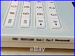 ADT HONEYWELL GALAXY MK8 CP051 Grade 3 Alarm Keypad Prox Proximity 0A5-0026-2573