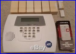 ADT Honeywell Lynx Plus with GSMVLP L3000 Alarm Security System GSM Cell 5816WMWH