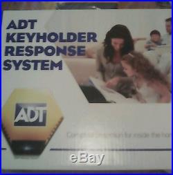 ADT Keyholder Response Alarm System