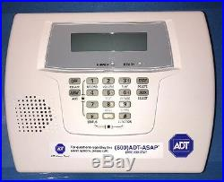 ADT Lynx Quick Connect Alarm Home Security System With 3GVLP-ADT