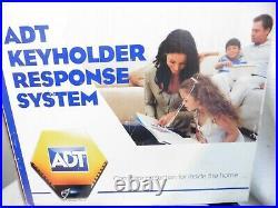 ADT PM-10 Home Alarm system UK DUAL KIT control panel + 2 PIRs + Keypad UNUSED
