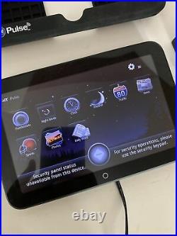 ADT Pulse 7 Inch Touchscreen Keypad NETGEAR HSS101 EUC Home Security System