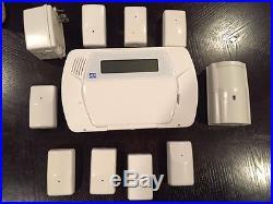 ADT Residential Fire and Burglary Controller, Model SCW9057G-433, V 2.50