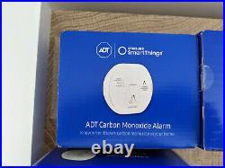 ADT Smarthings Contact sensors, Motion Sensors, Smoke Alarm, Leak Dectector LOT