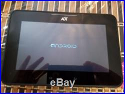 ADT Video Touchscreen security panel tablet Keypad HSS301