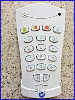 ADT Visonic KP 141 PG2 Remote Alarm Keypad (868-0037) ID371-2848