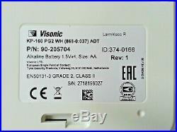 ADT Visonic KP 160 PG2 Wireless Alarm Keypad withProx (868-0) ID-374-0166
