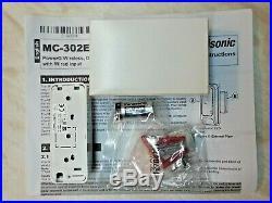 ADT Visonic MC 302E PG2 Wireless Magnetic Door Window Contact (868-0)ID101-1204