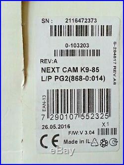 ADT Visonic NEXT CAM K9-85 LP PG2 Wireless Two Way PIR Camera ID-140-6744 RefM1