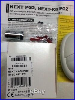 ADT Visonic NEXT K9-85 PG2 Wireless PIR Pet Friendly (868-0012) Set 5-2