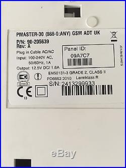ADT Visonic PowerMaster-30 Panel only