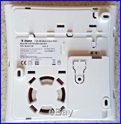ADT Visonic SR 720B PG2 WIRELESS POWERG 2 WAY INDOOR SIREN ID 400-3545 (868-0)