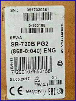 ADT Visonic SR-720B PG2 Wireless POWERG POWERMASTER Siren ID400-6038 (868-0)