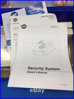 ADT Wireless Security System Do-It-Yourself Deluxe Professional withRemote