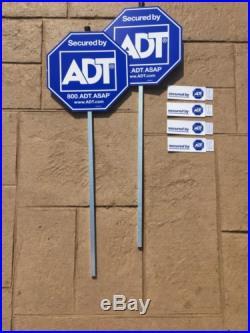ADT Yard Signs