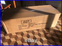 ADT home security yard signs FULL CASE OF 52 SIGNS