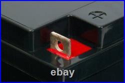 Adt 420615 12v 18ah Alarm Replacement Yuasa Battery