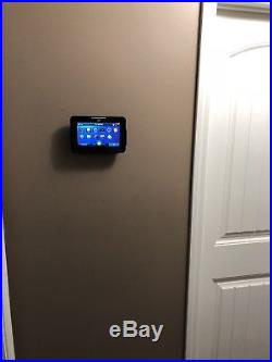 Adt Pulse Hss301 Touch Screens With Wall Mounts And Ac Adapters