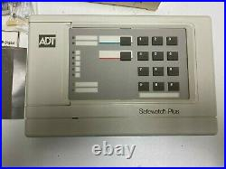 Adt Safewatch Plus Keypad Touchpad Cd077