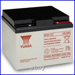 Adt Security Alarm 476630 12v 26ah Alarm Replacement Yuasa Battery