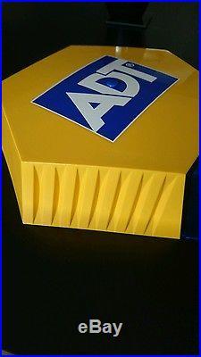Adt solar alarm box