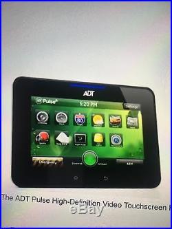 Bnib Adt-pulse Touch Screen Home Security Netgear 7 Tablet -hss301-1adnas