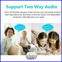Camera 3G 4G WiFi Wireless 1080P 720P HD SIM Card Mobile Home Security Camera IP