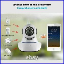 Camera HD WiFi IP KERUI Home Security Wireless PTZ Motion Alarm Surveillance