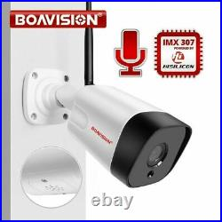 Camera IP 1080P HD Outdoor WiFi Two Way Audio Home Security Camera Wireless