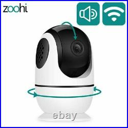 Camera IP 1080P Security Zoohi Wifi Two way Audio CCTV Home 2MP Baby Monitor