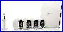 Commerciante Arlo HD Smart Home 4 Hd-überwachungskameras E Sistema di Sicurezza