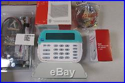 DSC ADT KIT16-120ADTNT PC1616 RFK5501ENG Keypad LC-100PI SD15F-ULF Siren