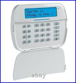 DSC HS2LCDWFPV9 PowerG Wireless Full Message LCD 2-Way Wire-Free Keypad Prox