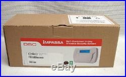 DSC Impassa Self-Contained 2 Way Wireless Security System KIT457-97ADT